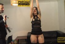 The Spanish slut Lilyan Red is about to feel the pain of torture to which she will be subjected. In the new video of the Spanish for Pascals Subsluts, Lilyan will be humiliated, mistreated and tortured
