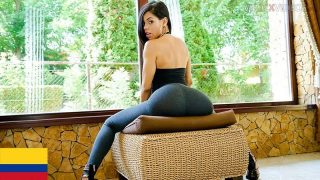 Oye Loca: Sexy Latina Shows Us Her Positions – Canela Skin